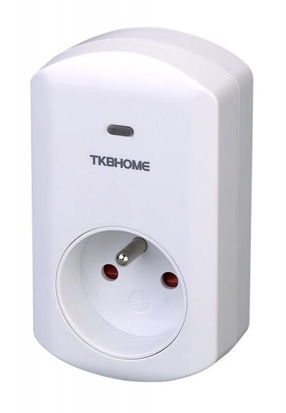 TKB Home Zwischenstecker mit Dimmer-Funktion (Typ E)