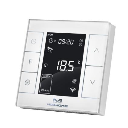 MCO Home - Thermostat MH7 für Elektroheizungen (mit Feuchtigkeitssensor) Version 2