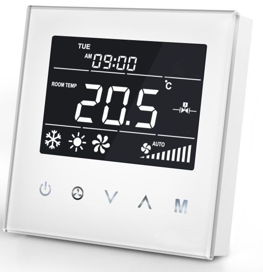 MCO Home - Fan Coil Thermostat (4 Leitungsrohre)