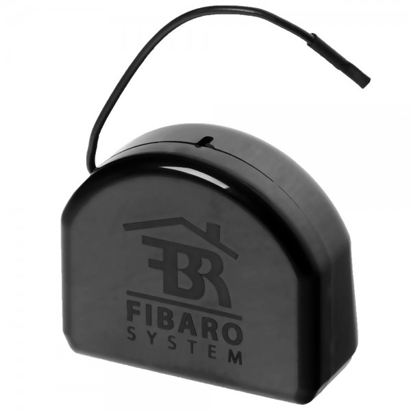 Fibaro Relais Unterputzeinsatz 1 Schalter 2,5 kW