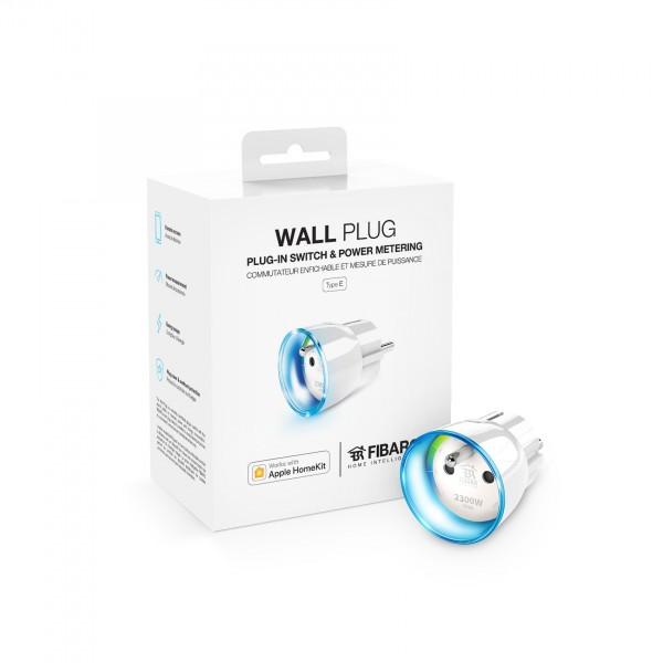 FIBARO Wall Plug Typ F/Schuko (Homekit)