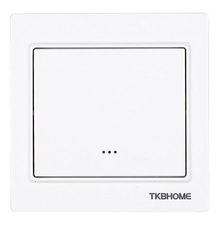 TKB Home Dimmereinsatz mit 1-facher Wippe