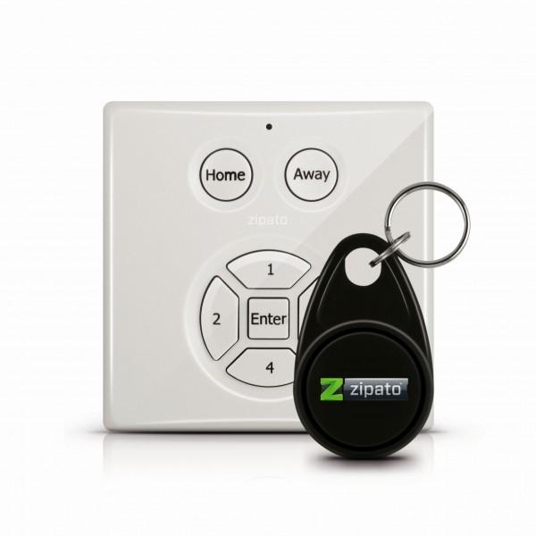 Zipato RFID Keypad + RFID Chip, Z-Wave