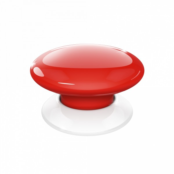 Fibaro The Button, rot