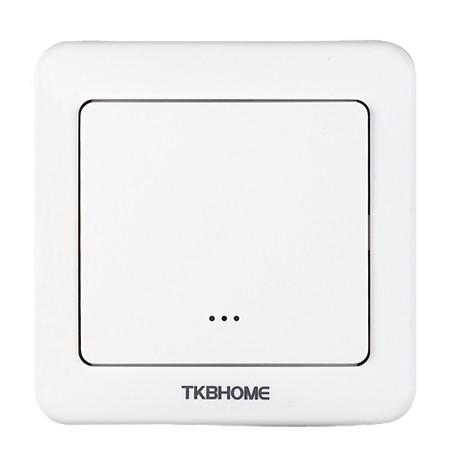 TKB Home Dimmereinsatz mit 2-facher Wippe