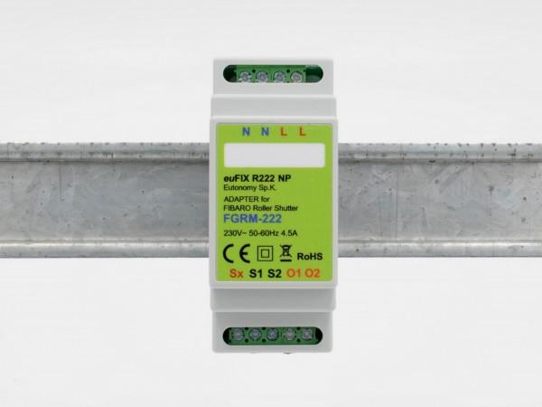 Eutonomy - euFix R222NP DIN Adapter