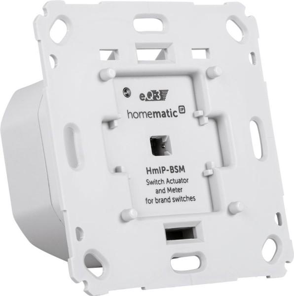Homematic IP Schalt-Mess-Aktor für Markenschalter