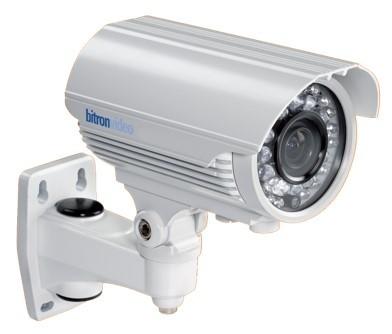 Bitronvideo B-Focus Vari - Bullet Kamera D&N 720P WLAN