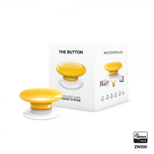 Fibaro The Button, gelb