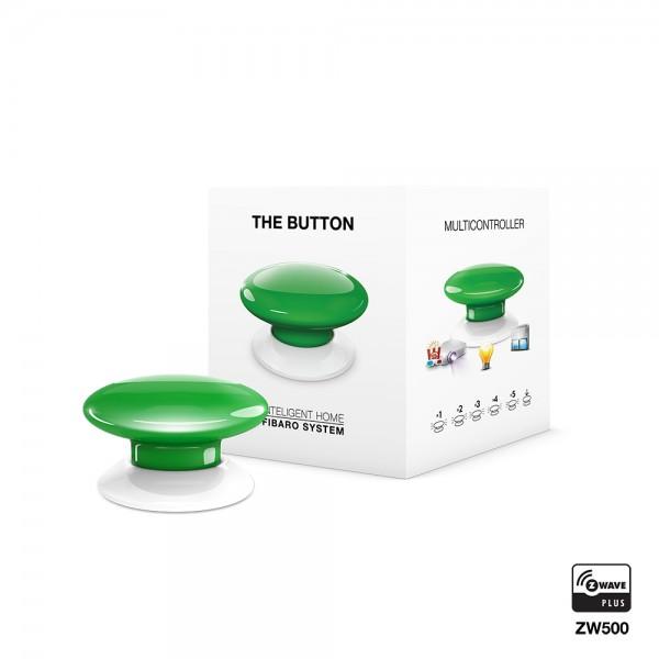 Fibaro The Button, grün