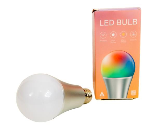 Aeotec LED RGB Bulb, dimmbare E27 Leuchte