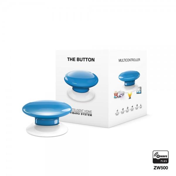 Fibaro The Button, blau